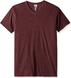 Men's Tri-Blend Short Sleeve V-Neck Tee