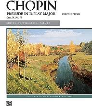 chopin op 28 no 15 sheet music