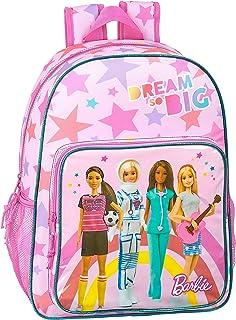 612010180 Mochila Grande Adaptable a Carro Barbie