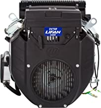 Lifan LF2V78-2DQSC Industrial Grade 22 HP 688cc V-Twin 4-Stroke OHV Engine with Electric Start, 1-Inch Keyway Shaft and 22 Amp Charging System