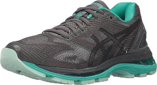 Asics Asics Asics femmes Gel-Nimbus 19 Lite-Show FonctionneHommest chaussures, Dark gris noir Reflective, 6.5 Medium US ec2