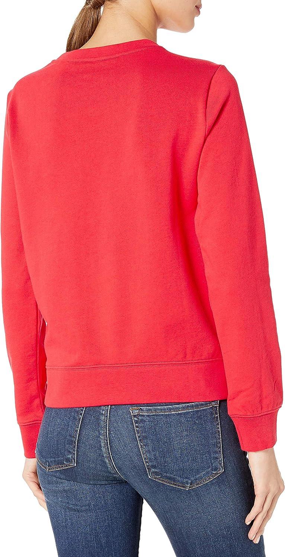 AX Armani Exchange Women's Stencil Logo Pullover Sweatshirt