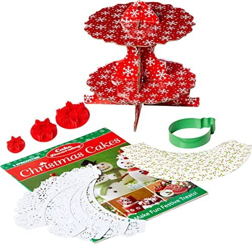 DeAgostini Christmas Cake Decorating Kit