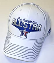 adidas NBA All Star Los Angeles 2011 Pro Shape Flex Hat Size S/m