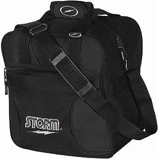 Storm Solo 1 Ball Bowling Bag- Black