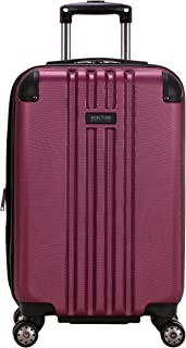 """Sponsored Ad - Kenneth Cole Reaction Reverb 20"""" Carry-On Expandable Luggage Lightweight Hardside 8-Wheel Spinner Travel Su..."""