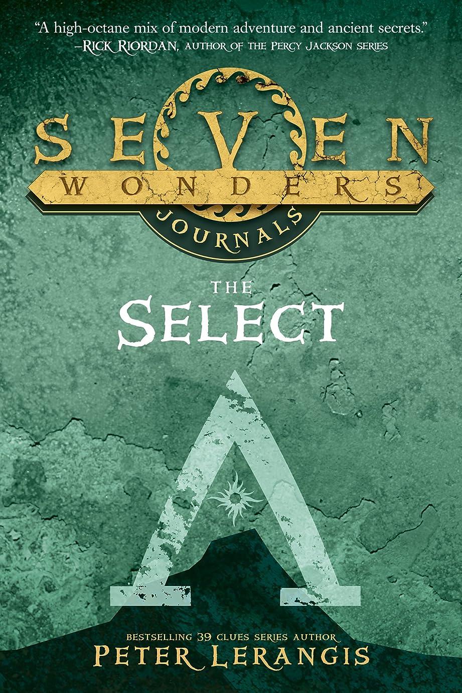作詞家樹皮できないSeven Wonders Journals: The Select (English Edition)