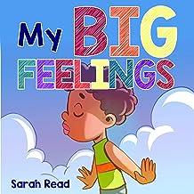 My Big Feelings: (Kids Books About Emotions & Feelings, Children's Book Ages 2 4, Preschool, Kindergarten)