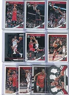 raptors basketball cards