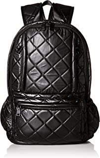 Women's Wanderlust Travel Backpack, Black, One Size