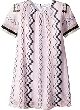 Missoni Kids - Rigato Lace Dress (Toddler/Little Kids)