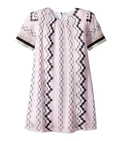 Missoni Kids Rigato Lace Dress (Toddler/Little Kids)