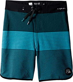 Highline Tijuana Scallop 17 Boardshorts (Big Kids)