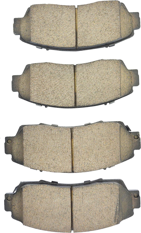 Dash 4 MD1521 Premium Pad Brake ◆セール特価品◆ セールSALE%OFF Semi-Metallic