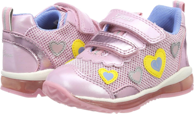 Geox Unisex-Child TODO Girl 8 Sneaker