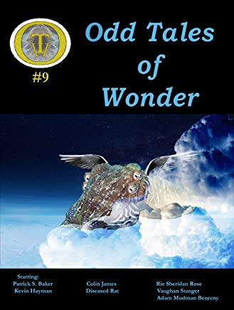 Odd Tales of Wonder Magazine #9 (English Edition)