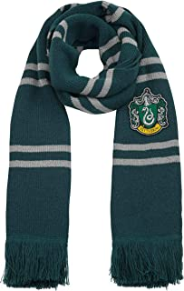 "Harry Potter Scarf - Deluxe Edition - 98"" - Official - Ultra Soft Knitted Fabric"