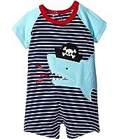 Mud Pie - Pirate Shark One-Piece (Infant)
