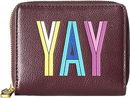 Yay Novelty Rfid Mini Wallet