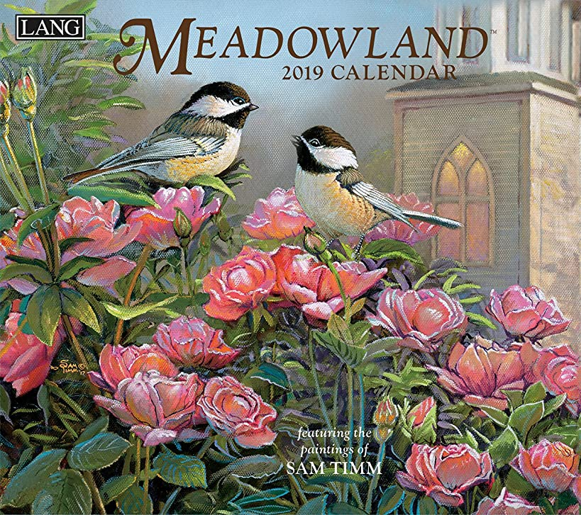 The LANG Companies Meadowland 2019 Wall Calendar (19991001931)