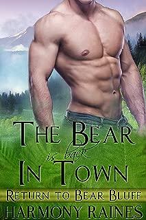 The Bear Is Back In Town: BBW Bear Shifter Paranormal Romance (Return To Bear Bluff Book 1)