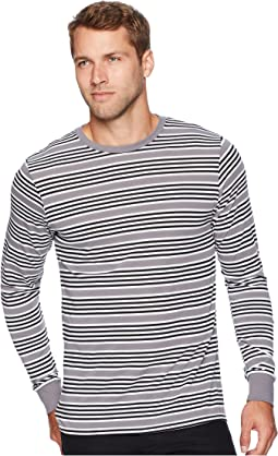 37e94301356 SB Dry Long Sleeve Top Stripe