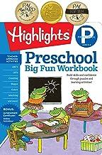 Preschool Big Fun Workbook (Highlights™ Big Fun Activity Workbooks)