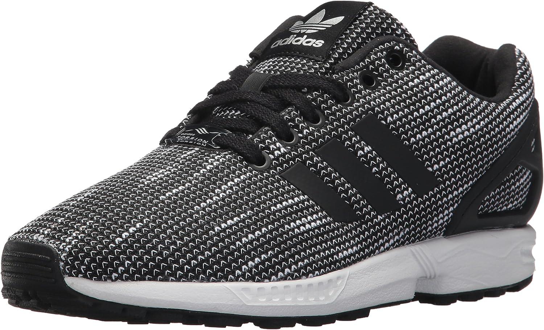 Adidas Originals Men's ZX Flux Trainer, Aluminum White