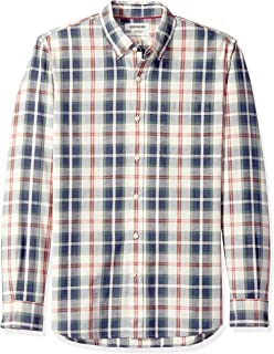 boys green plaid shirt
