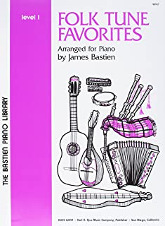 WP47 - Folk Tune Favorites - Level 1