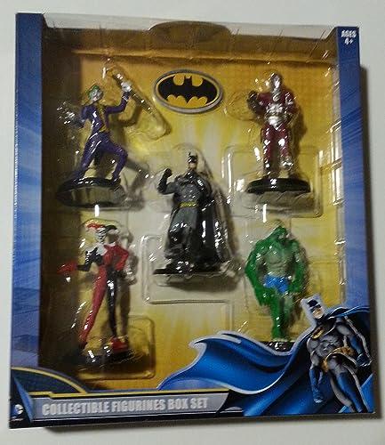DC Comics Bathomme Collectible Figurines Box Set - 5 piece