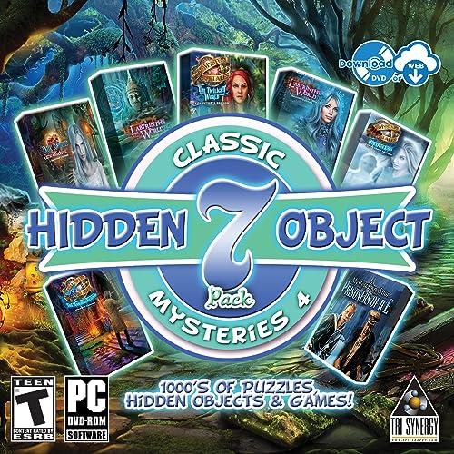 Hidden Object Games for Windows 10: Amazon com