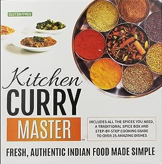 kitchen curry master spice box