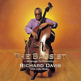 リチャード・デイビス / ザ・ベーシスト ~巨匠の真髄~ (Richard Davis / The Bassist ~Homage To Diversity~) [2LP] [国内プレス] [完全限定生産] [日本語帯・解説付] [Analog]