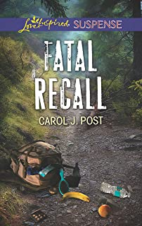 Fatal Recall: Faith in the Face of Crime (Love Inspired Suspense)