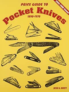 Price Guide to Pocket Knives 1890-1970