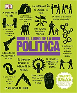 El Libro de la Política (Big Ideas) (Spanish Edition)