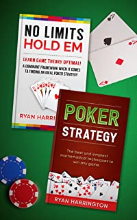 Poker Books: Two of the best poker books written. Master game theory optimal and mathematic formula to win any game! This Bundle includes