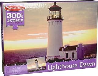 Melissa & Doug Lighthouse at Dusk Jigsaw Puzzle (300 pcs)