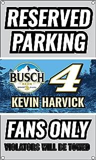 Kevin Harvick #4 Metal Sign