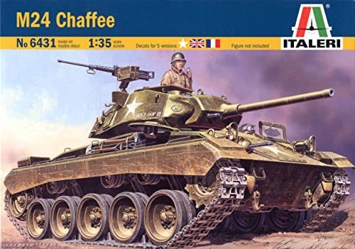 Italeri - M 24 Chaffee Tank