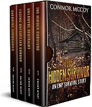THE HIDDEN SURVIVOR BOX SET: Complete The hidden survivor series (book 1-4)