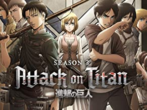 Attack on Titan, Season 3, Pt. 2 (Simuldub)