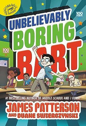 Unbelievably Boring Bart (English Edition)