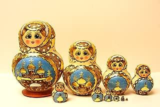 Alkota Genuine Russian Collectible Doll Veronika, 5.5