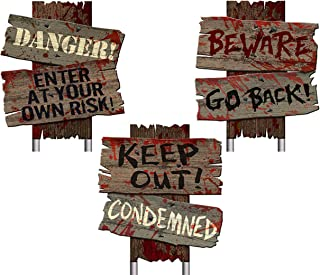 Best creepy cemetery signs Reviews