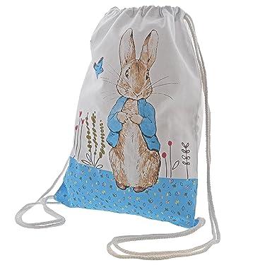 Beatrix Potter A29290 Peter Rabbit Drawstring Bag