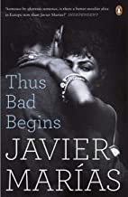 Thus Bad Begins (English Edition)