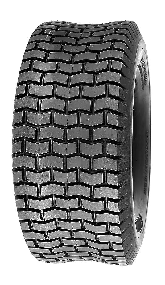 Deli Tire S-365, Turf Tire, 4 PR, Tubeless, Lawn and Garden Tire (13x5.00-6)