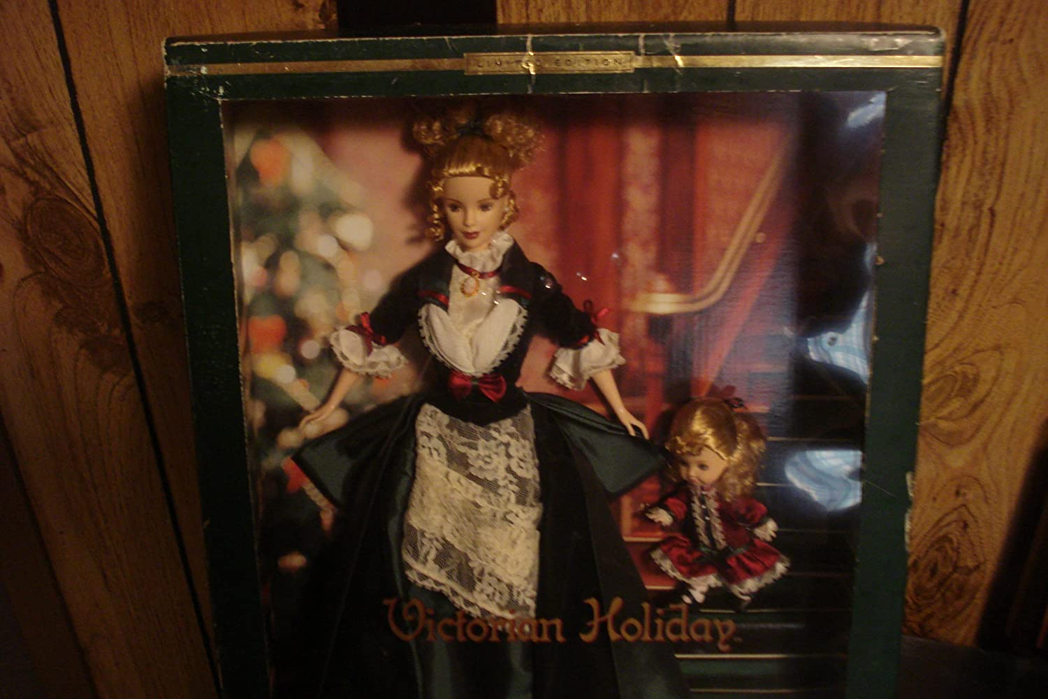 Barbie Collector   28395 Victorian Holiday